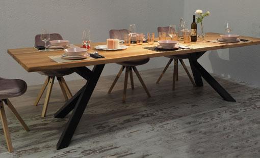 Esstische, Stühle und Esszimmer-Möbel / Mediterranean Living ...