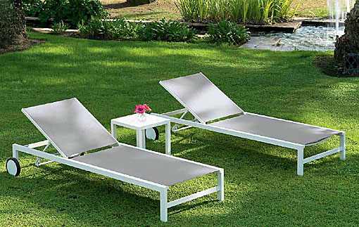 ARKIMUEBLE - Outdoor-Liege Calpe